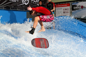 Flow House Xscape Castleford Surfing (closed)