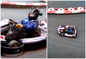 Pole Position Indoor Karting Leeds Review