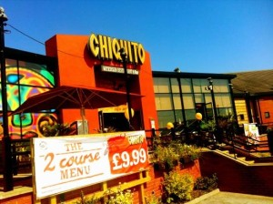 Things to do in Leeds | Chiquito Mexican Birstall Review