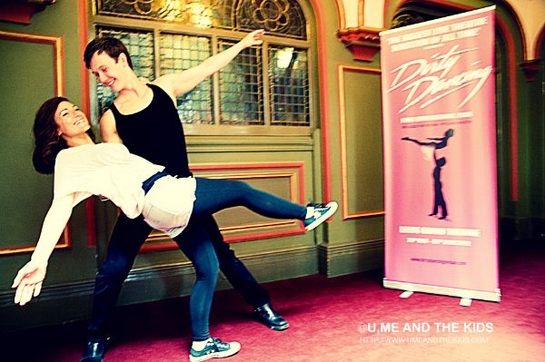 dirty dancing the musical - dancing with Paul Michael Jones