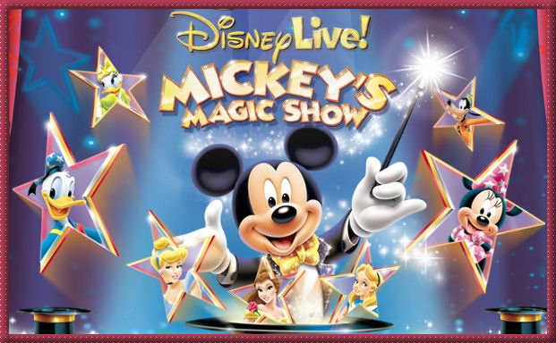 Mickey Mouse Magic Show Live Review