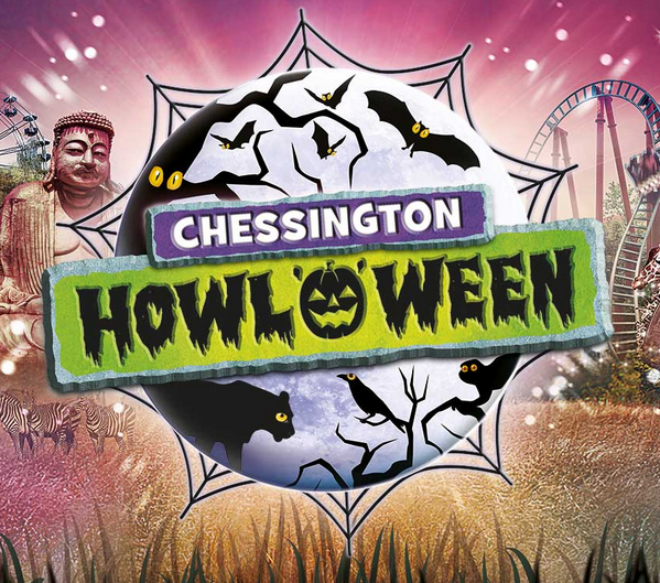 Chessington halloween activities