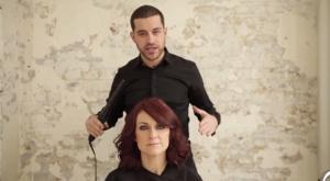 Leo Bancroft's Evening Hairdo & Wavy Textured Hair Tutorials