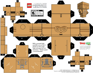 Papercraft  CP30