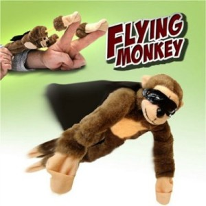 Screaming Flying Monkey Review – You will go APE!