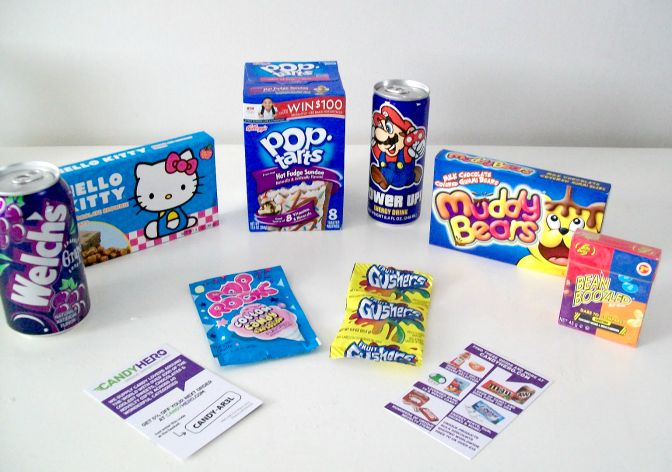 Candy Hero Leeds products we like