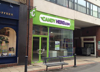 Candy Hero Leeds Store