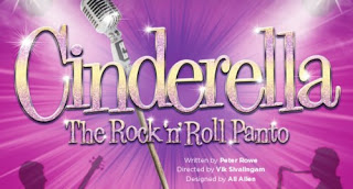 cinderella rock n roll panto review