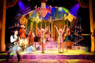 Cinderella The Rock 'n' Roll Panto Review at City Varieties, Leeds