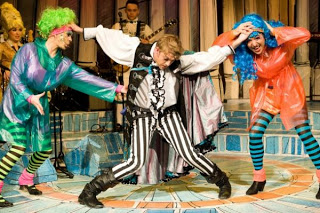 Cinderella The Rock 'n' Roll Panto