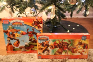 SKYLANDERS GIANTS MEGA BLOKS Toys Review