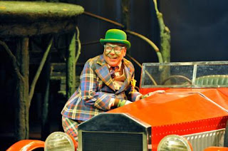 wind in the willows production ratty