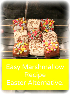 Easy Marshmallow Recipe | Chocolate Covered Mallow