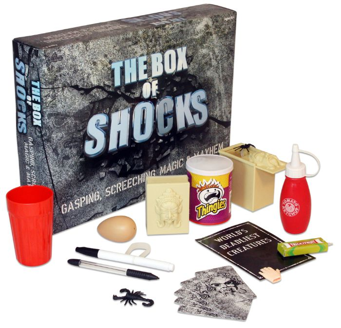 the box of shocks magic tricks review