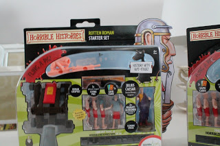 horrible histories toys sets