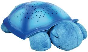 Cloud b Tranquil Turtle Aqua Night Light/Soothing Sounds ...