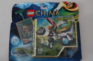 LEGO Store Chima Speedorz set