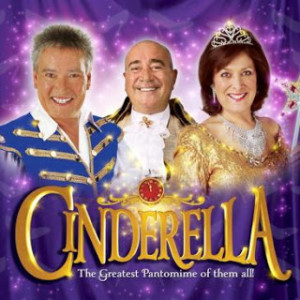 Cinderella Pantomime Review at the Alhambra Theatre