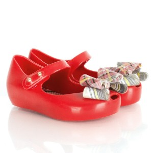 Daniel Footwear Vivienne Westwood Mini Ultragirl tartan Kids Mary Jane Shoe
