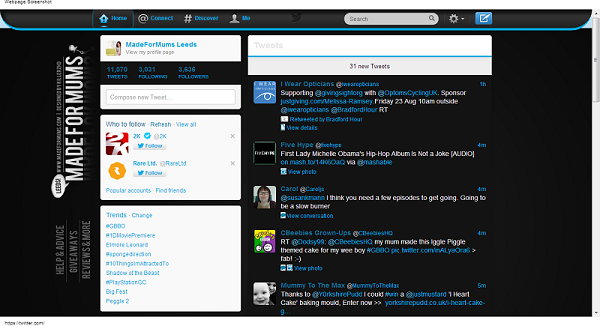 31 Twitter1 Stylish can change your web experience easy using a Chrome and Firefox Add on