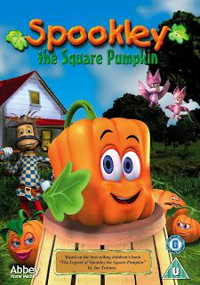 Spookley pumpkin