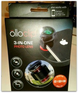 Iphone Olloclip 3 in 1 Macro Lens Review