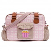 mama et bebe baby changing bag by Pink Lining - Pink