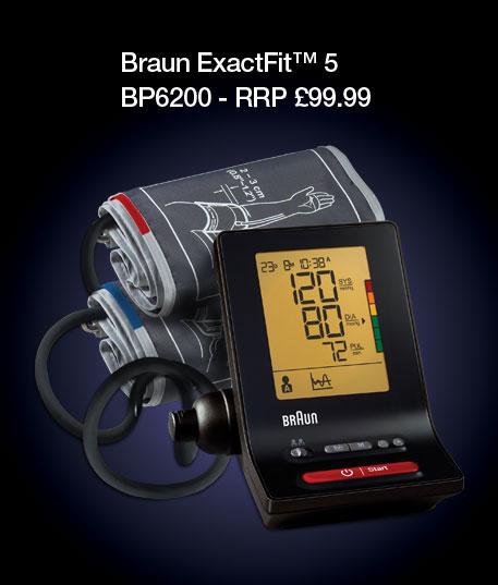 Braun ExactFit™ 5 - BP6200