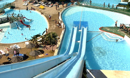 spanish water park