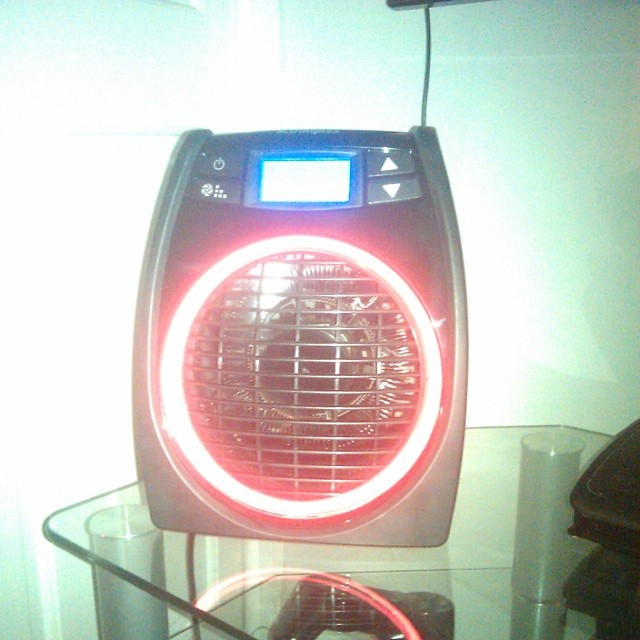 Dimplex Glow fan heater and Air Purifier Family Review