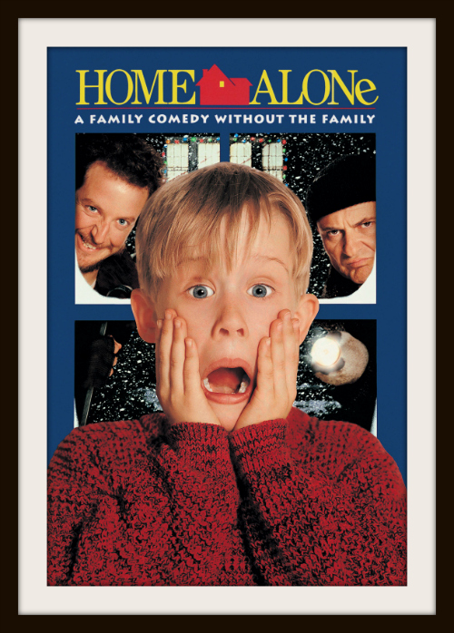Family Christmas movies home alone