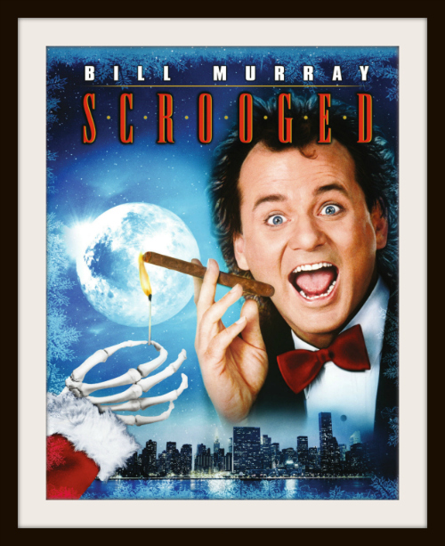 Family Christmas movies - scrooged
