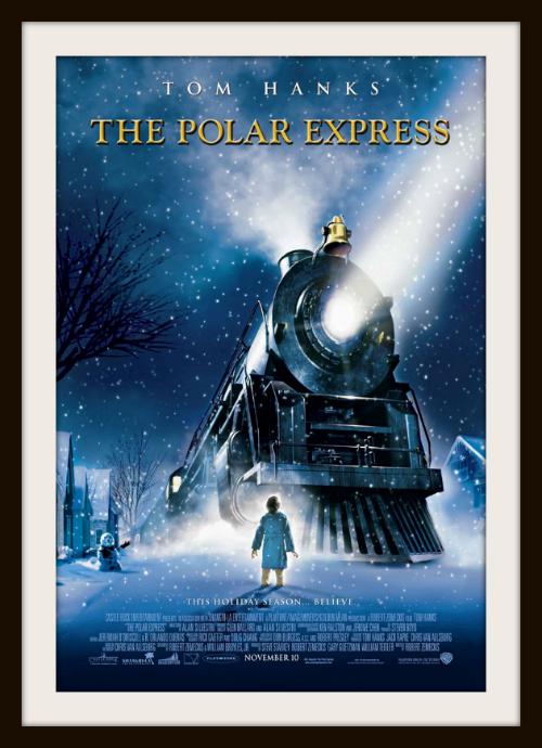 Family Christmas movies the polar express