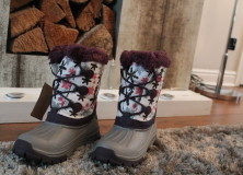 Great Kid's Snow boots for Winter from HI-TEC