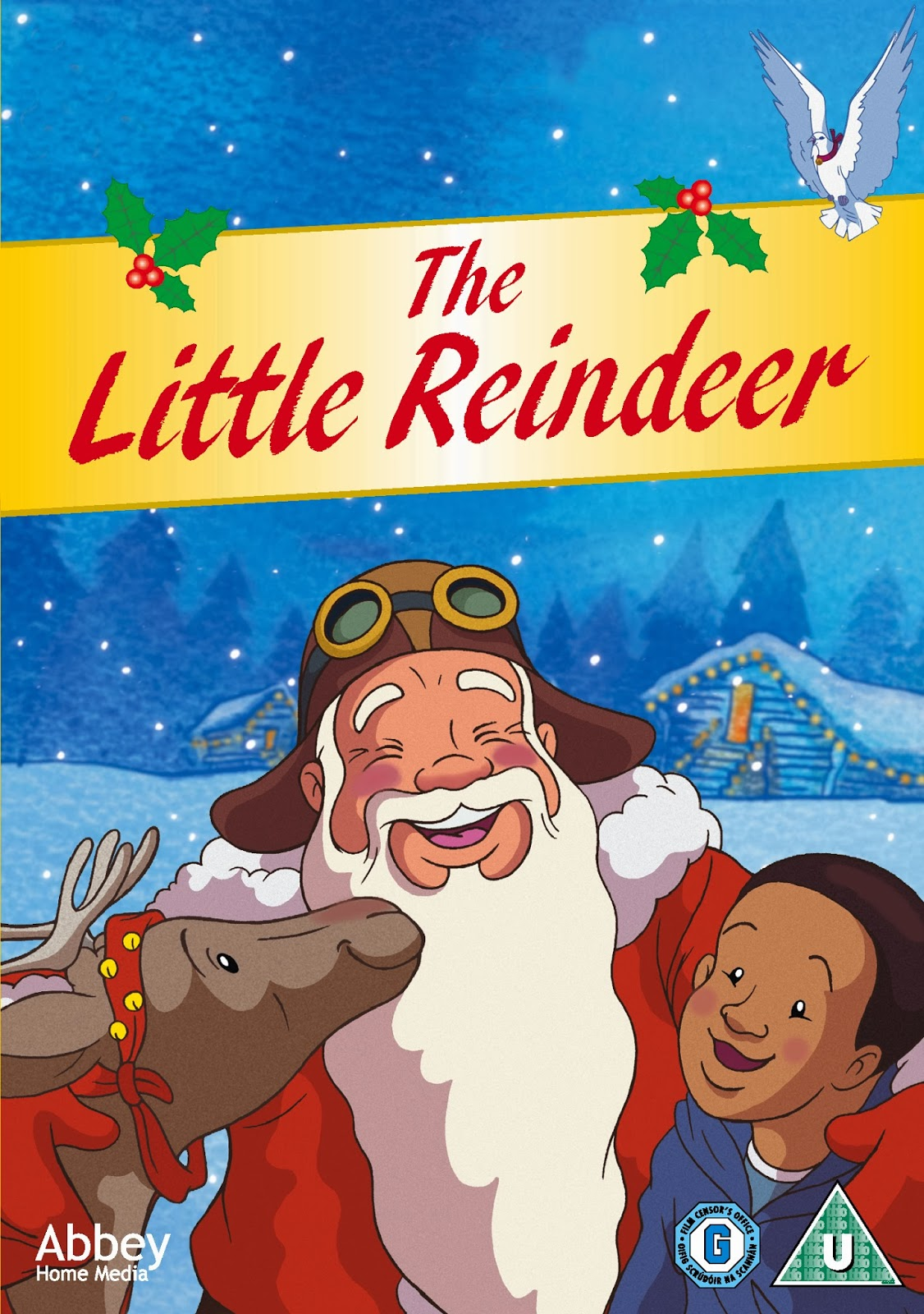 The-little-reindeer