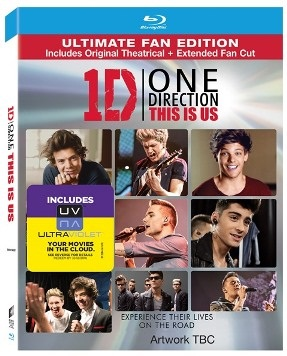 ONE DIRECTION THIS IS US - BR