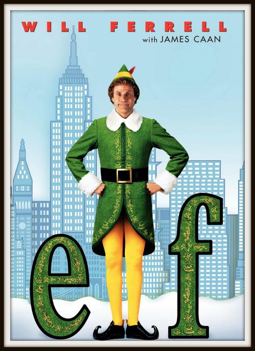 Family Christmas movies - Elf