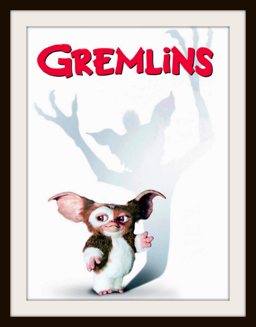 Family Christmas movies - gremlins
