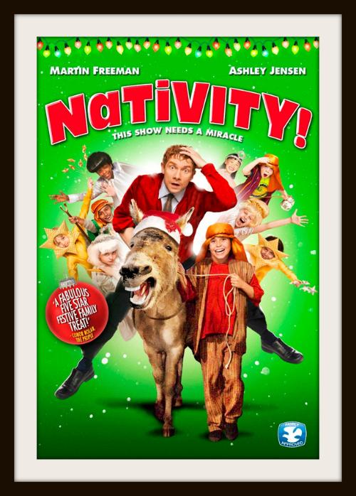 Family Christmas movies-nativity