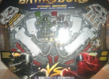 Tomy BATTROBORG Arena Review and Video Demo
