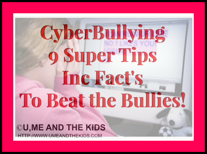 cyberbullying 9 tips and facts to stop bullies