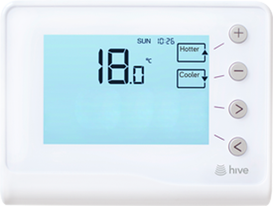 hive thermostat Hive Active Heating: Saving you time and Energy
