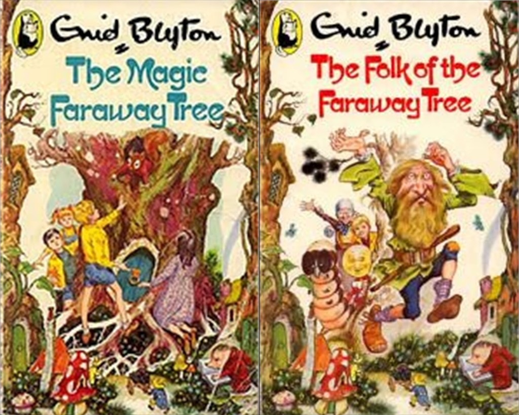 Bedtime Stories enid blyton the magic faraway tree