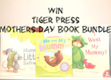#Win Tiger Press Mothers Day Book Bundle