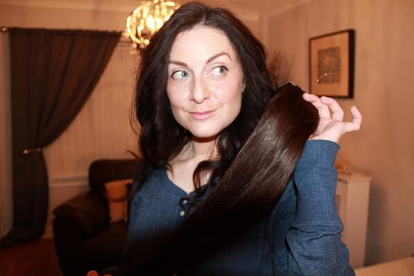 "Halo Hair Extensions UK Deluxe 20"" Review."