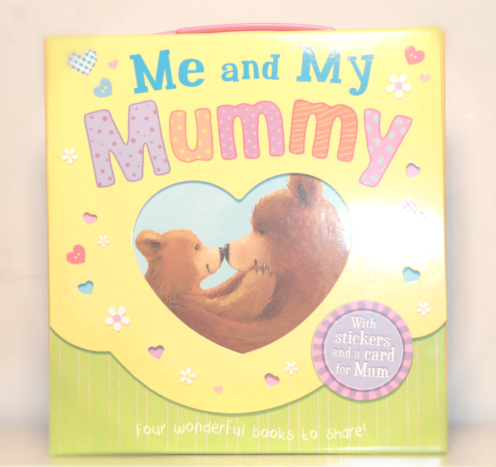 umeandthekids1 #Win Tiger Press Mothers Day Book Bundle