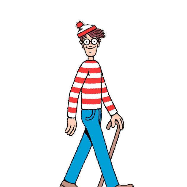 wheres wally for web use 2 World Book Day Top Ten Authors and Characters 2014