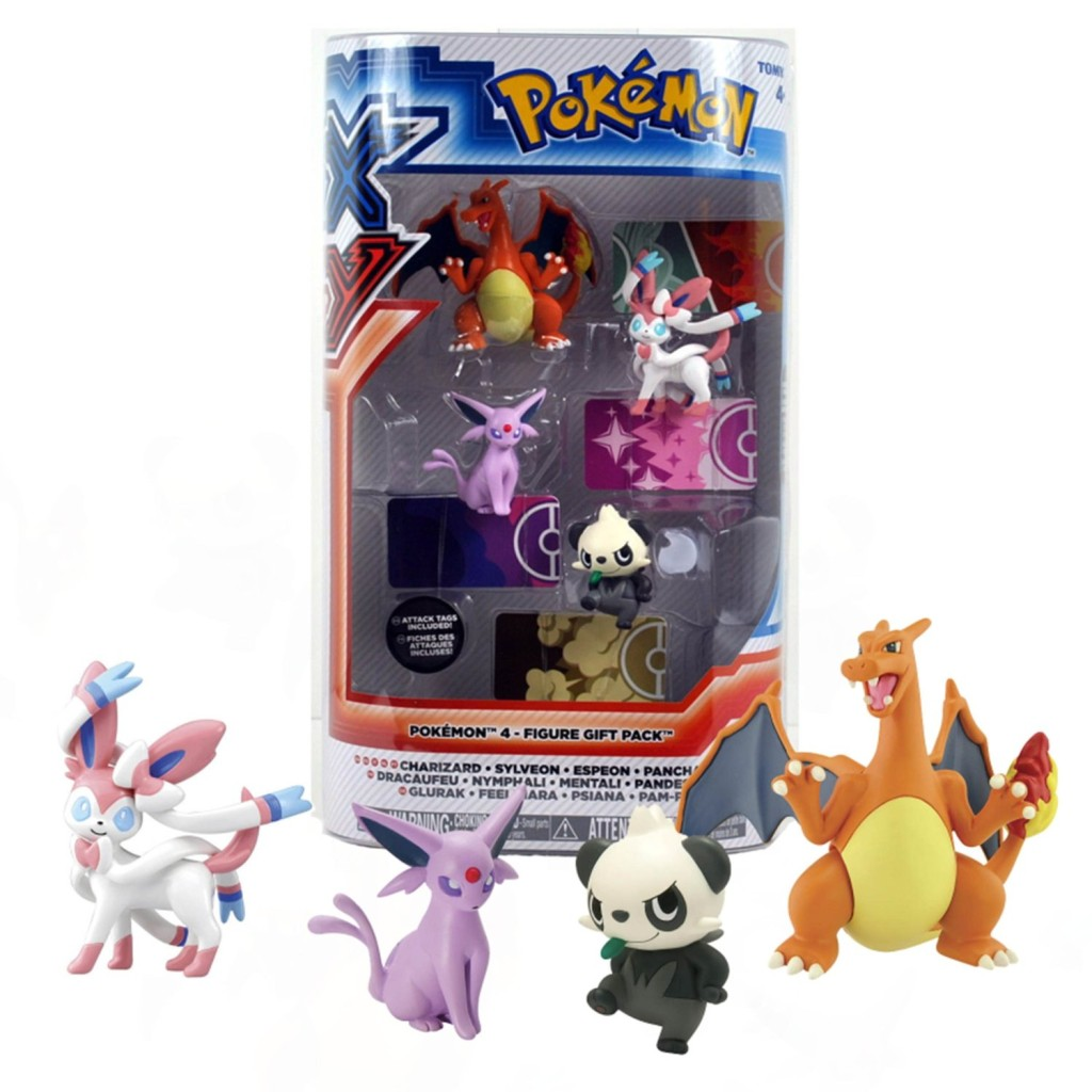 Pokemon And Toys
