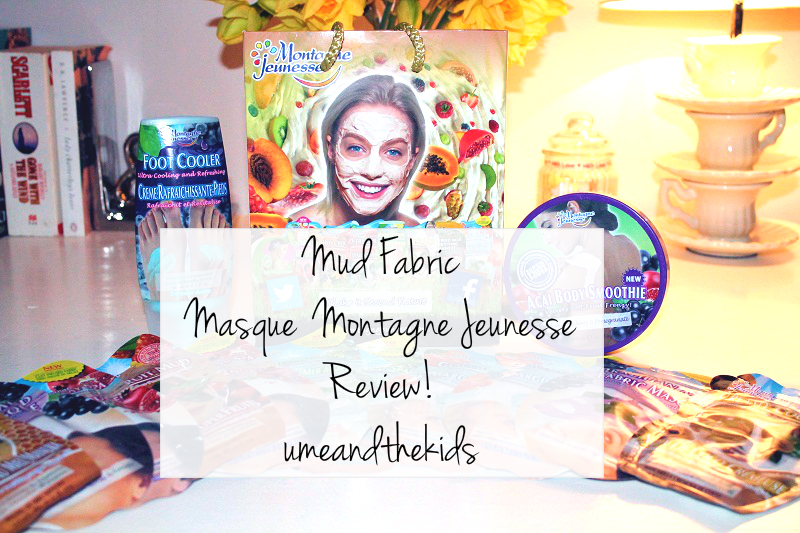Brazilian Mud Fabric Masque - Montagne Jeunesse