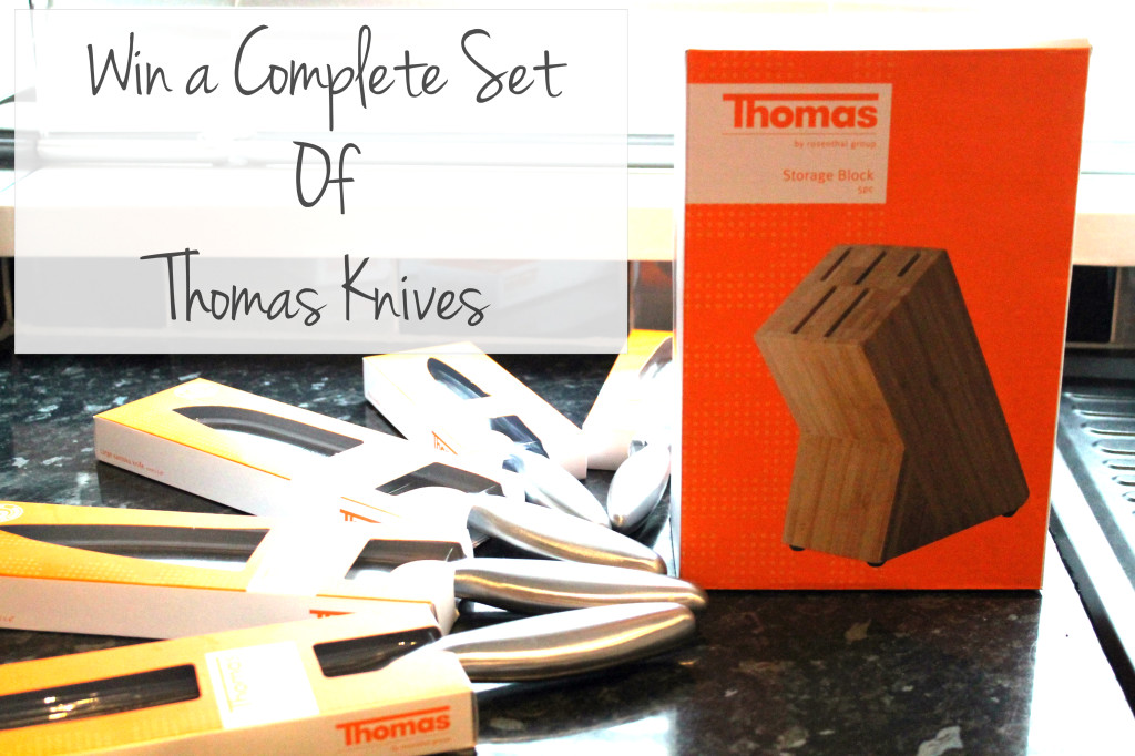 Complete Set Thomas kives